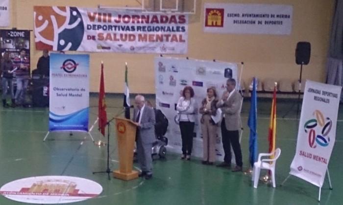 VII Jornadas Deportivas Regionales de Salud Mental